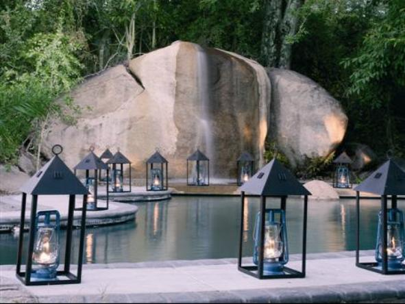 Londolozi Tree Camp - pool