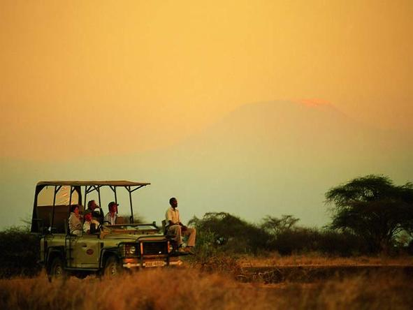 Amboseli Porini Camp - amboseli