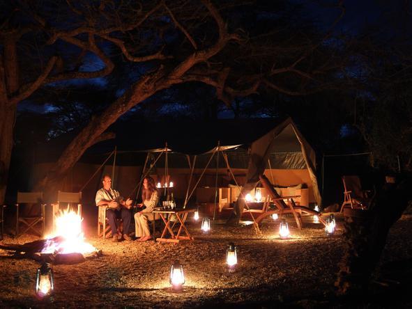 Amboseli Porini Camp - boma