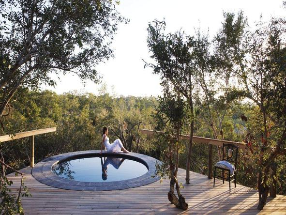 Londolozi Pioneer Camp - pool