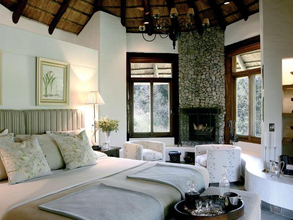 Londolozi Founders Camp - bedroom