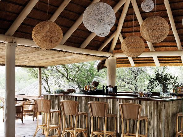 Londolozi Founders Camp - bar