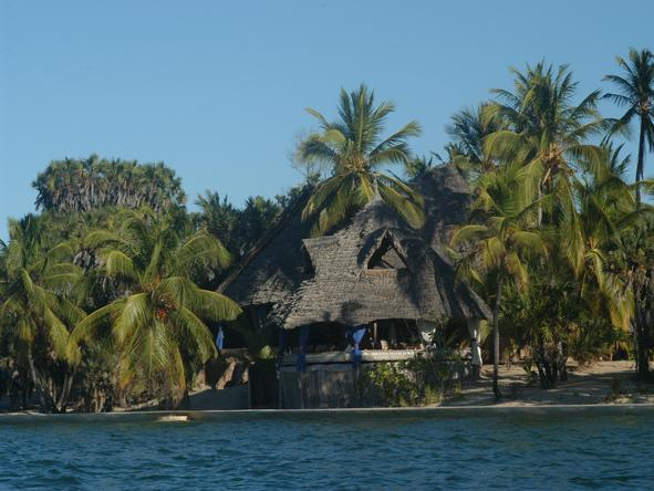 Manda Bay - exterior/location