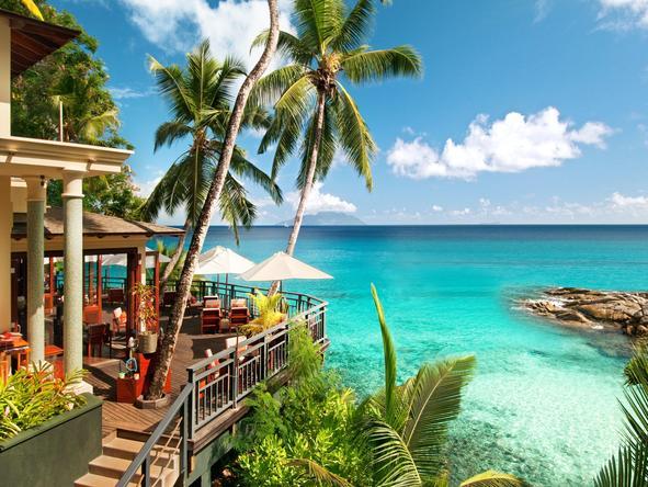 Hilton Seychelles Northolme Resort - tropical beach