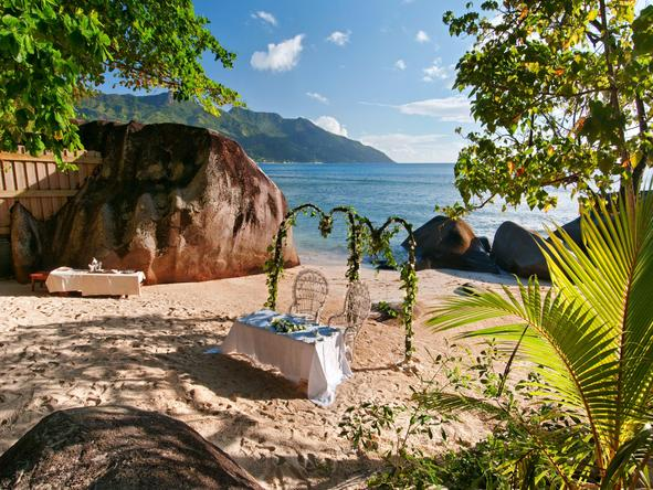 Hilton Seychelles Northolme Resort - wedding