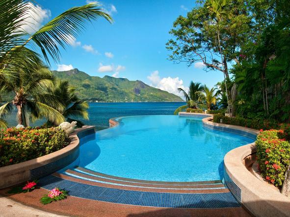Hilton Seychelles Northolme Resort - swimming pool