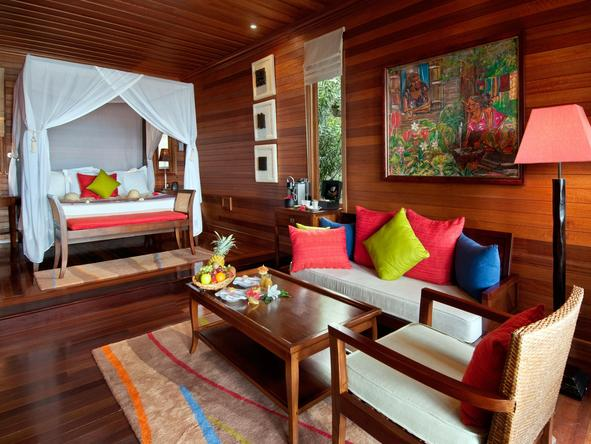 Hilton Seychelles Northolme Resort - bedroom