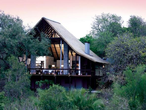 Londolozi Private Granite Suites - exterior