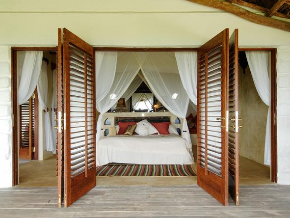 Matemwe Retreat - luxury room