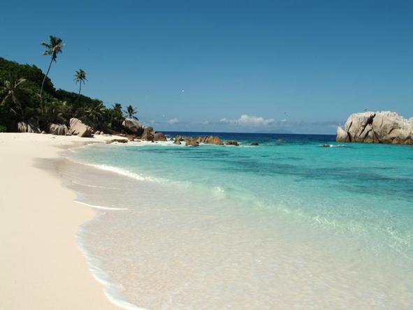 Cousine Island Hideaway - beach