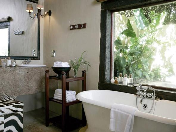 Londolozi Varty Camp - bathroom