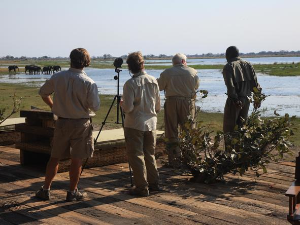 Zarafa Camp - game viewing