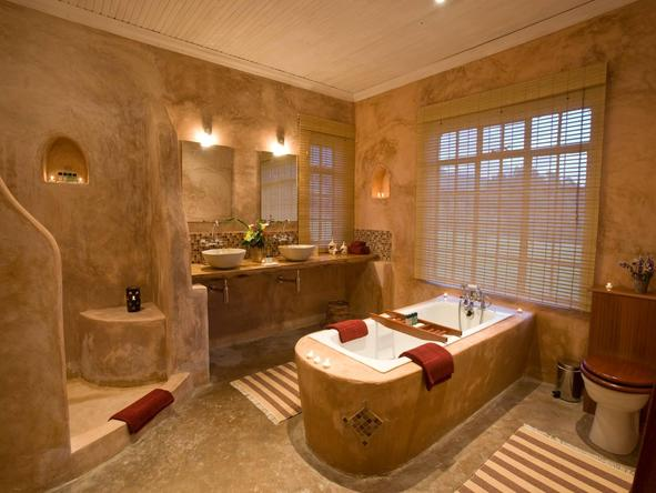 Sabyinyo Silverback Lodge - bathroom