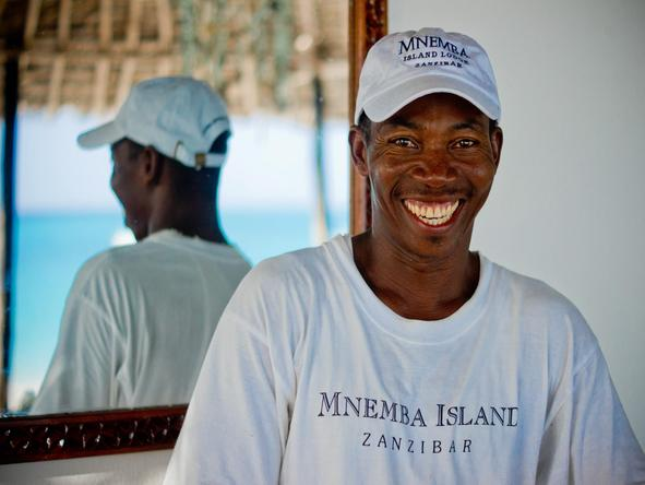 Mnemba Island Lodge - staff
