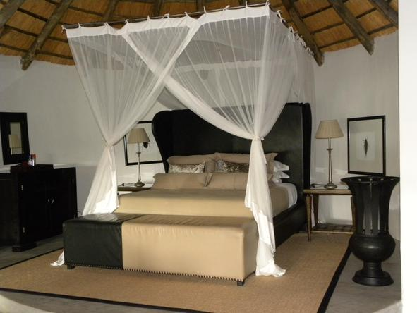 Chitwa Chitwa Game Lodge - Bedroom