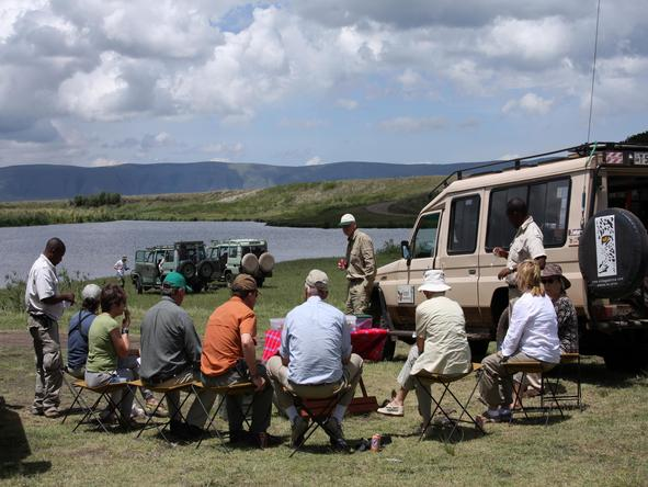 Lemala Ngorongoro - game drive