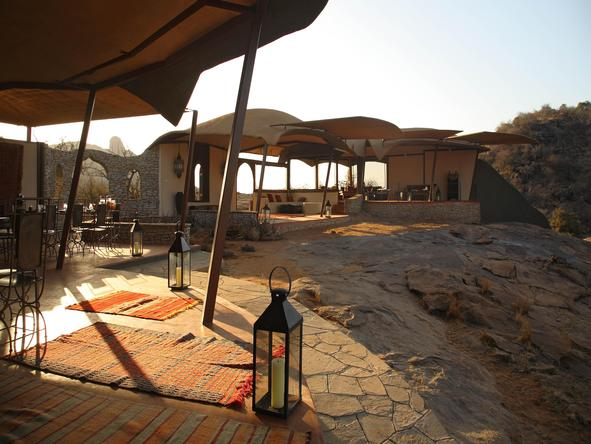 Saruni Samburu - outdoor area