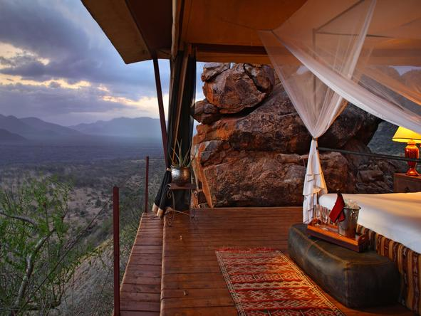 Saruni Samburu - bedroom