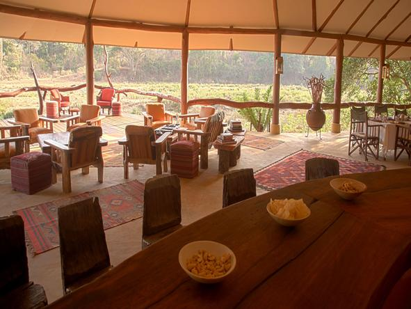 Kitich Camp - dining room