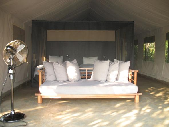 Honeyguide Khoka Moya Safari Lodge - Bedroom