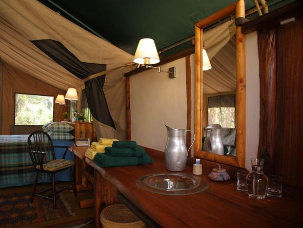 Kitich Camp - bathroom