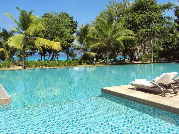 Four Seasons Resort Seychelles -  swimming pool