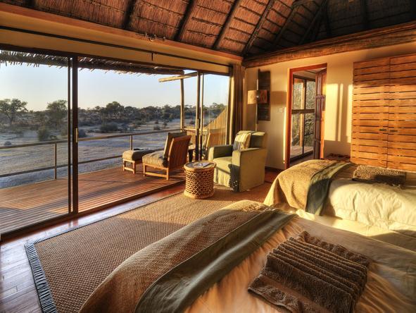 Leroo La Tau  - bedroom