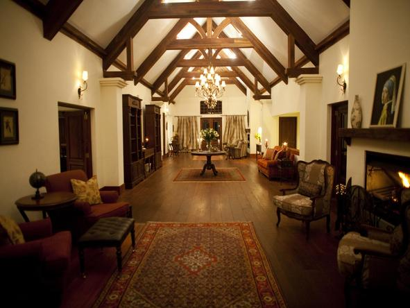 The Manor at Ngorongoro - interior