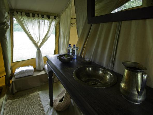Dunia Camp - bathroom