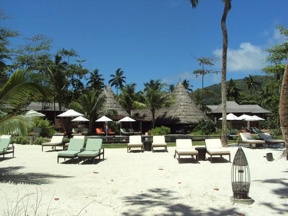Ephelia Resort - the beach