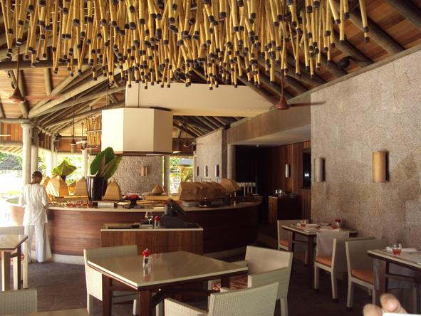 Ephelia Resort - dining area