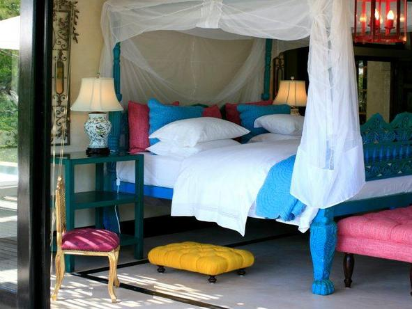 Royal Malewane - bedroom