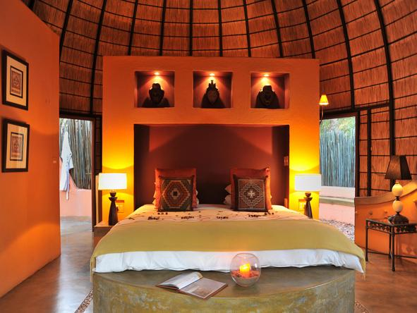 Hoyo-Hoyo Tsonga Lodge - bedroom 2