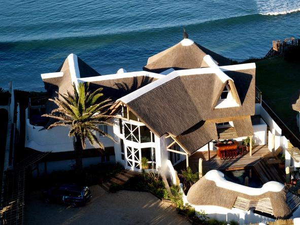 The Sands at St Francis - aerial view of hotel