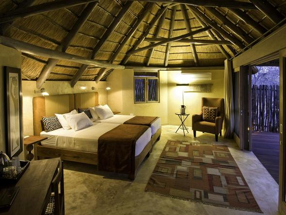 Ongava Lodge - bedroom
