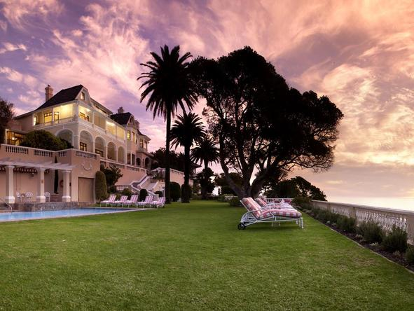 Ellerman House - Exterior