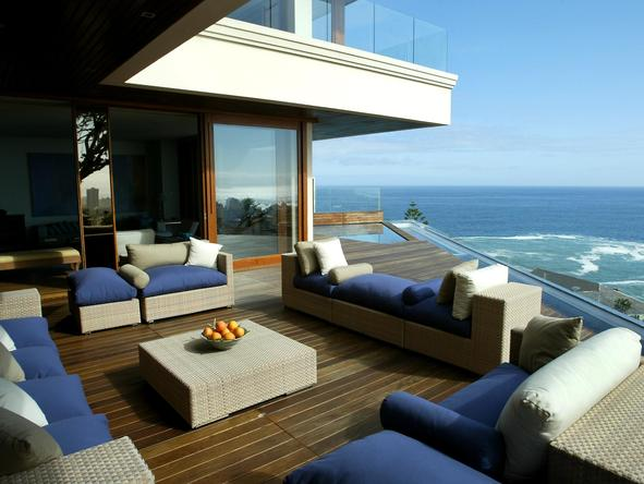 Ellerman House - Balcony