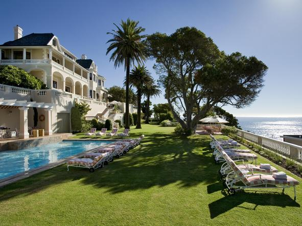 Ellerman House - Exterior 2