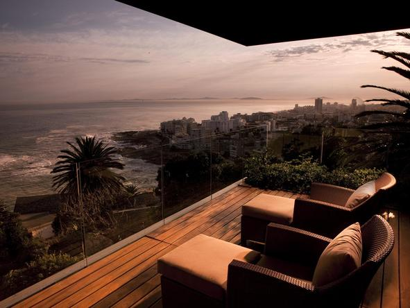 Ellerman House - Deck