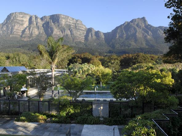 Vineyard Hotel & Spa - Views