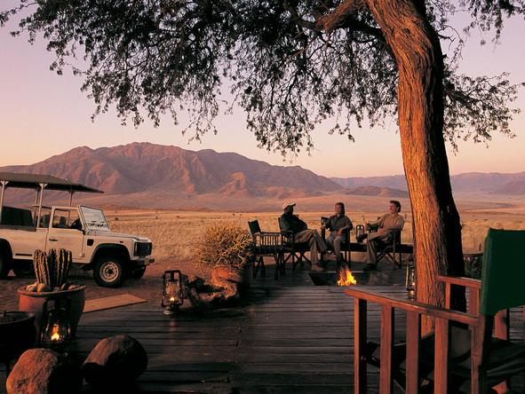 Wolwedans Dune Camp - Game Drive