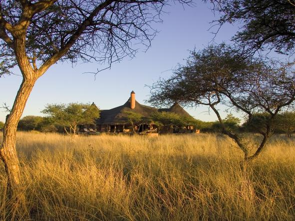 Okonjima Bush Camp - Exterior