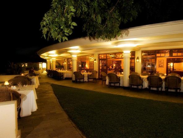 Ilala Lodge - Dining 2