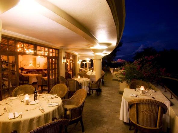 Ilala Lodge - Dining