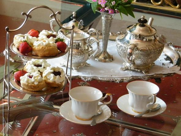 Fairlawns Boutique Hotel - High Tea