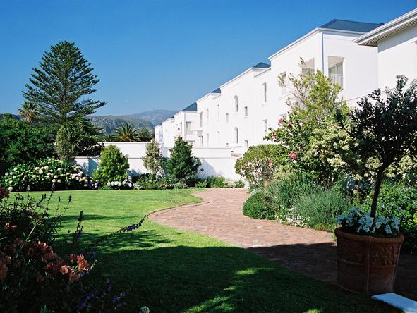 The Marine Hermanus - Exterior