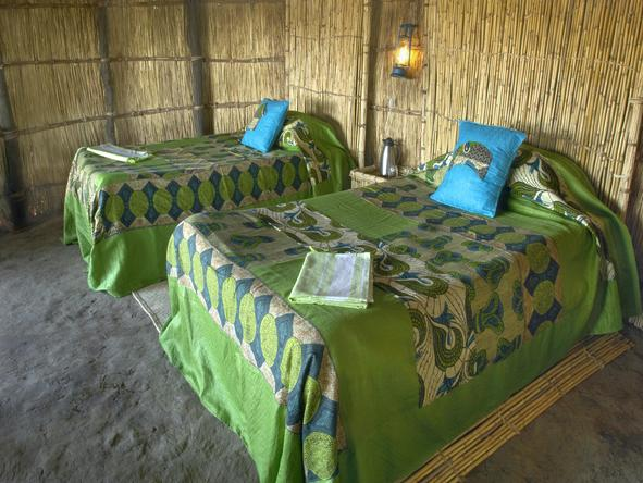 Chikoko Tree Camp - bedroom