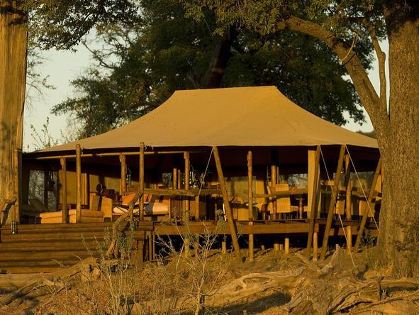 Linyanti Bush Camp - Exterior