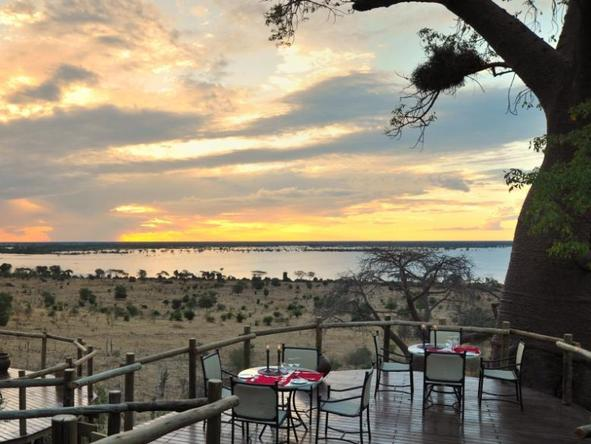 Ngoma Safari Lodge - Sunset 2