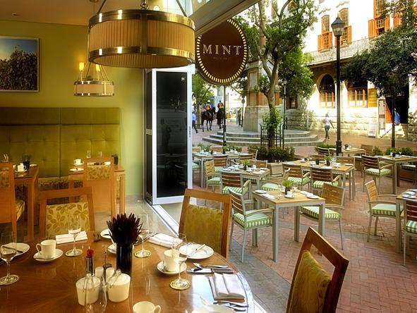 Taj Cape Town - Mint restaurant